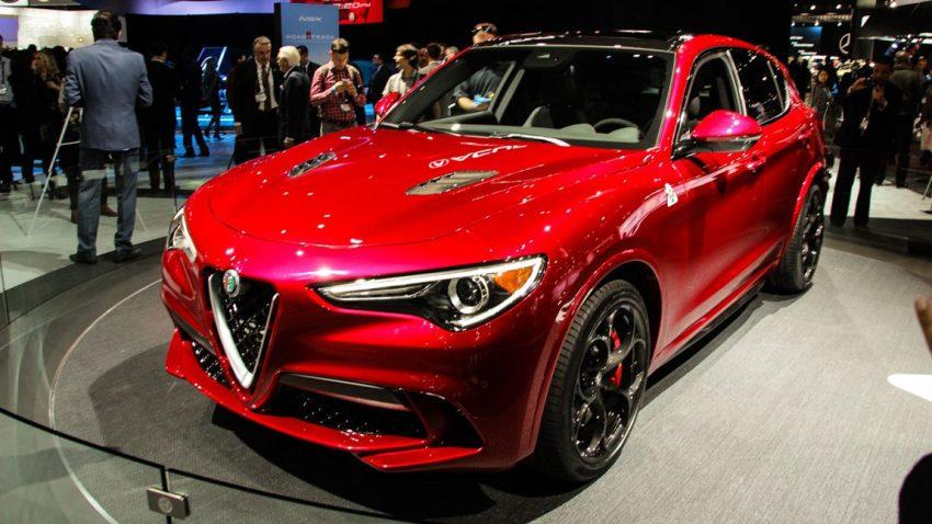 Alfa Romeo Stelvio QV: Neuer Klassenprimus?