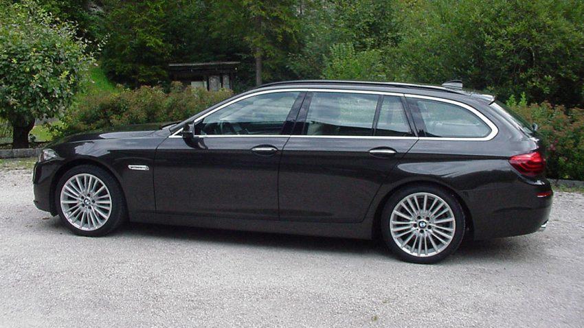 BMW 520d Touring Luxury Line (verkauft)