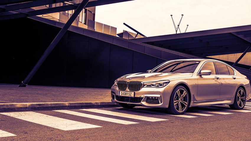 BMW 750d xDrive: Am Super­lativsten