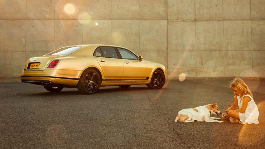 Bentley Mulsanne Speed: Nie wieder was anderes