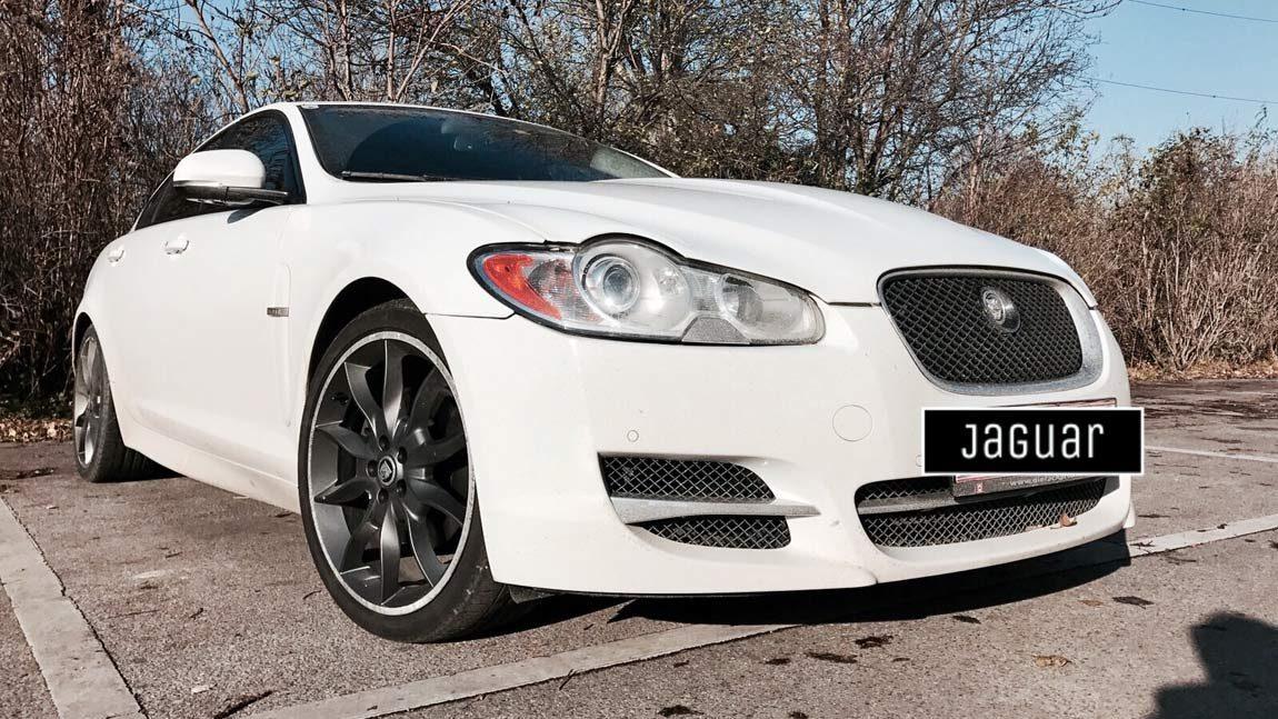 gebrauchtwagenmarkt jaguar xf 3 0 diesel luxury zum. Black Bedroom Furniture Sets. Home Design Ideas