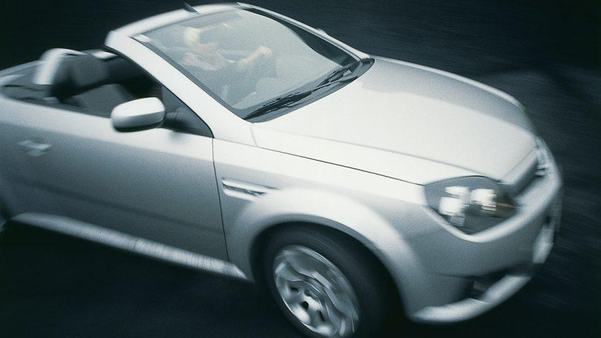 Opel Tigra TwinTop: Bananensplit statt Streusplitt