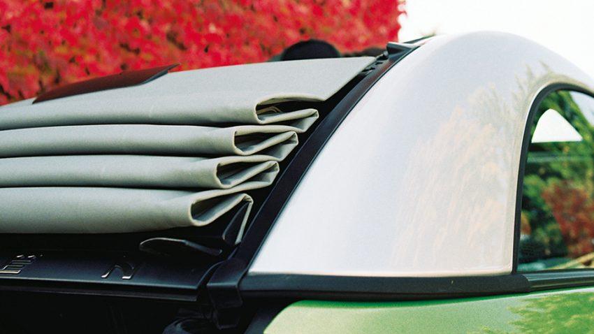 Citroën Pluriel 1,4 HDi: Falten im Hirn