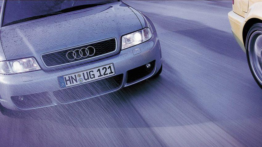 Audi RS4: Die schnelle Bandscheibe