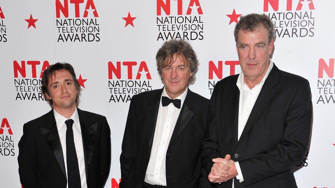 Clarkson, Hammond und May sind eure neuen Navi-Stimmen