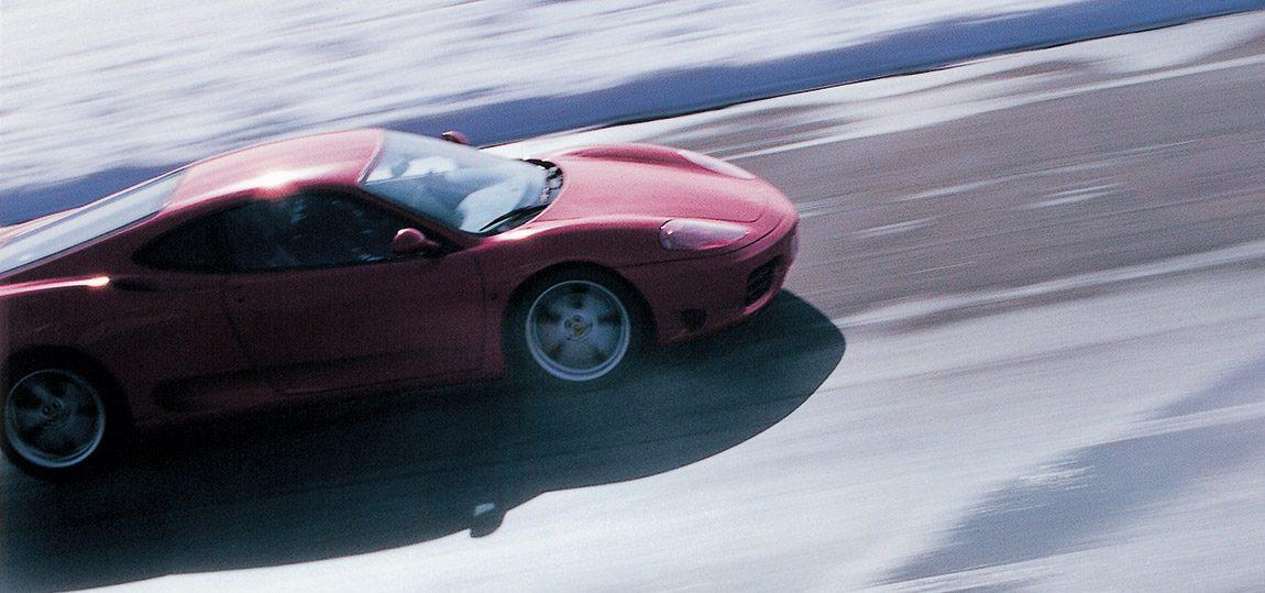 Ferrari F360 Modena: 400 PS und ciao