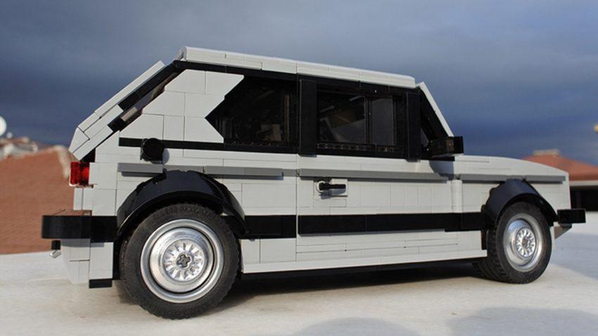 der golf i gti in lego ist eine fantastische idee. Black Bedroom Furniture Sets. Home Design Ideas