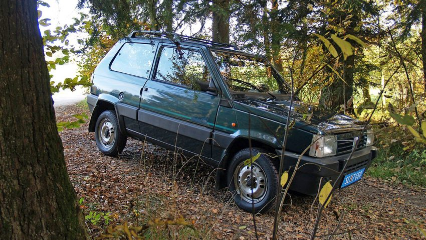 Fiat Panda 4×4 »Country Club« (verkauft)