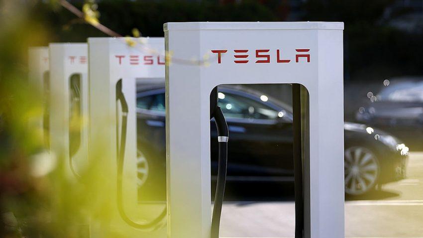 Alle Tesla Supercharger-Stationen in Österreich