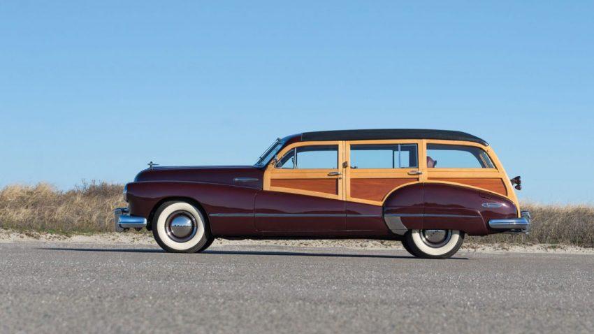 1947 Buick Roadmaster Estate Wagon