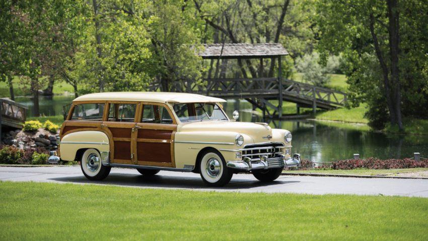 1950 Chrysler Royal Town & Country Station Wagon