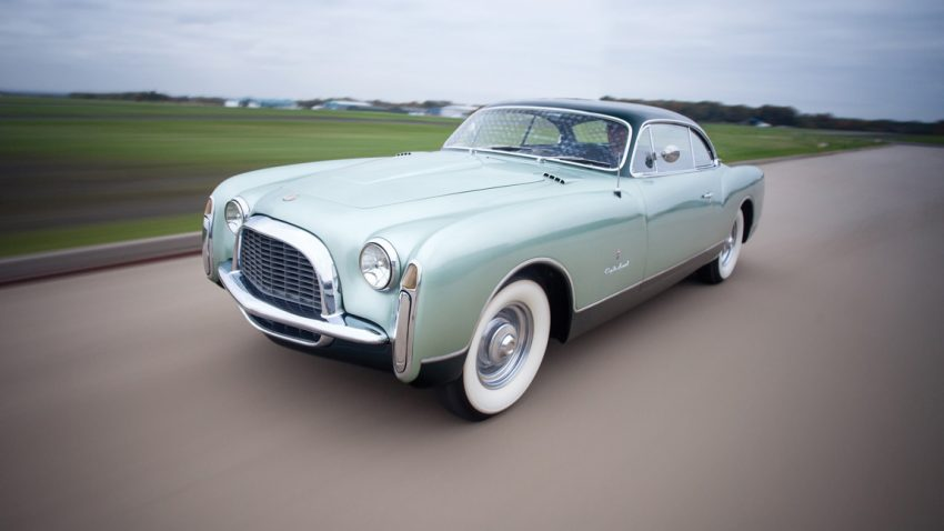 1953 Chrysler Special Coupé by Ghia