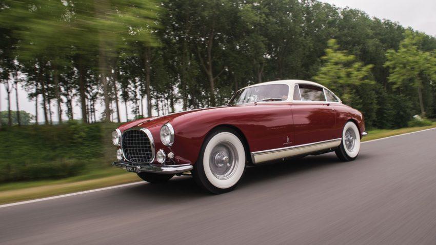 1953 Ferrari 250 Europa Coupe by Pinin Farina