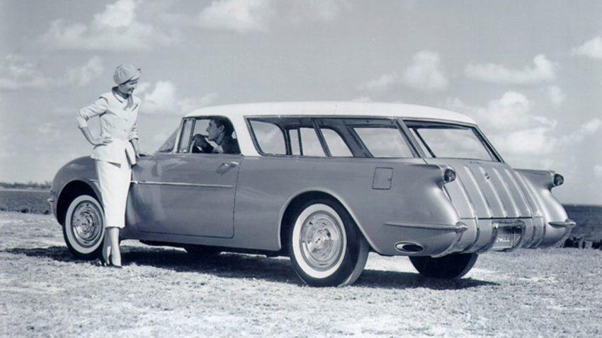1954 Chevrolet Corvette Nomade