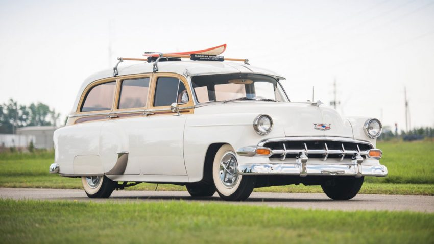 1954 Chevrolet One Fifty Special Handyman