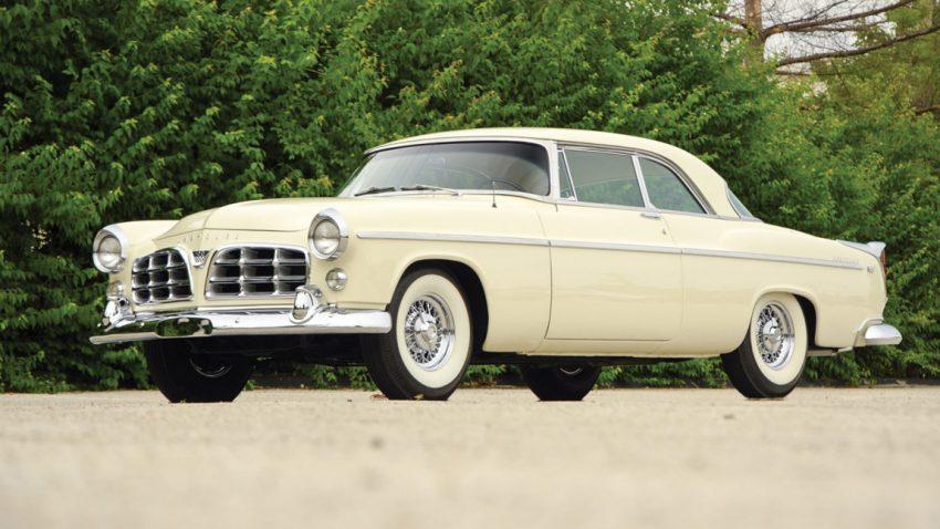 1955 Chrysler C 300 Coupé