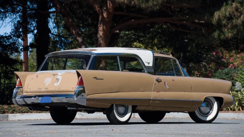 1956 Chrysler Plainsman Concept Car