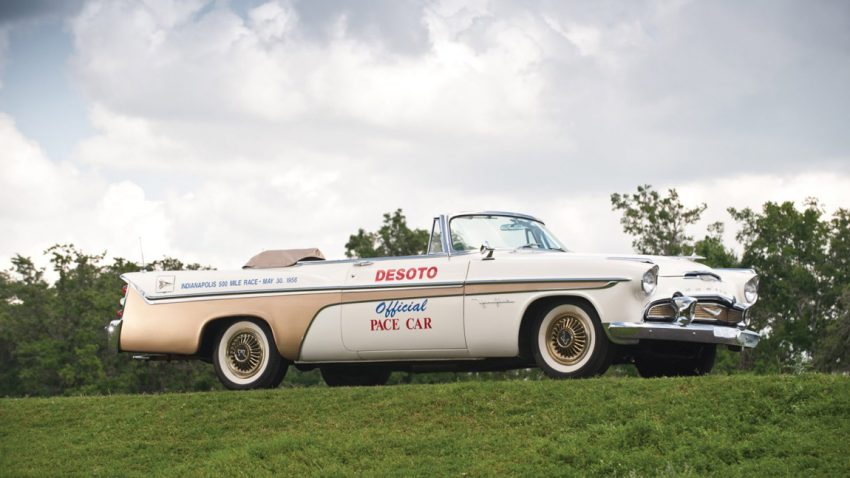 1956 DeSoto Fireflite Indy Pacesetter Convertible