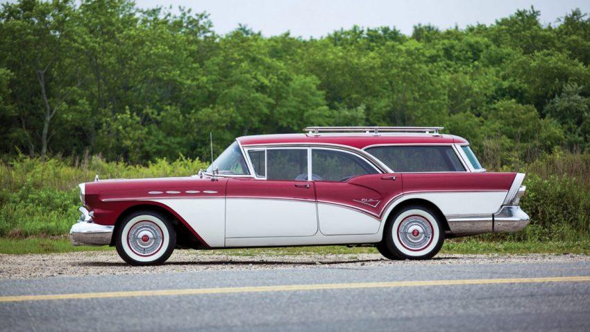 1957 Buick Century Caballero Estate Wagon