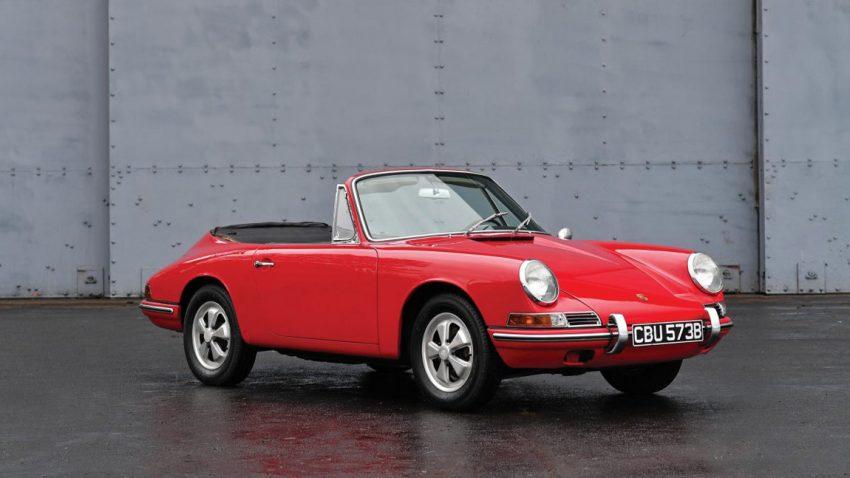 Der Porsche, den es nie gab