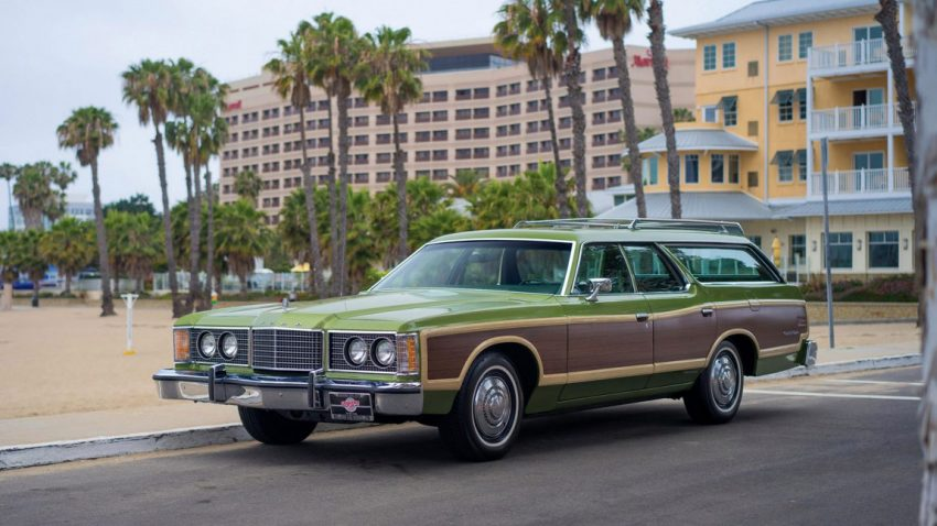 1974 Ford LTD Country Squire