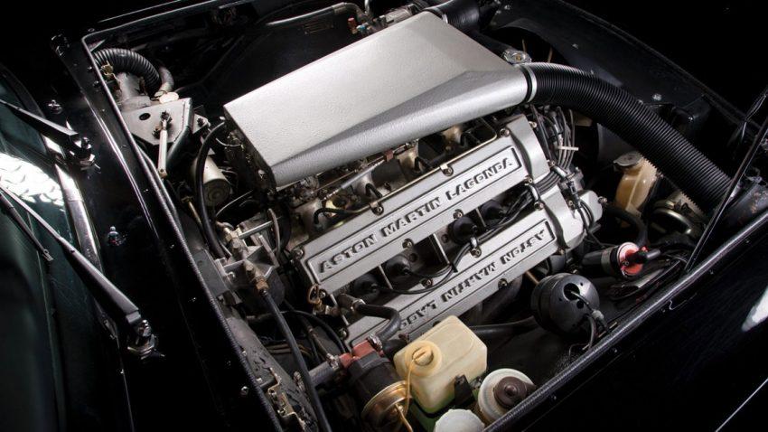 Aston Martin V8: Der Anfang vom Ende