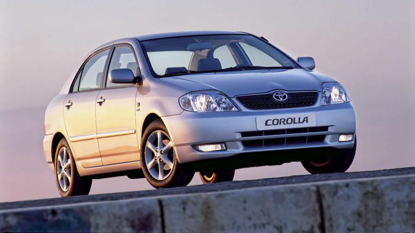 Toyota Corolla: 1966 bis heute