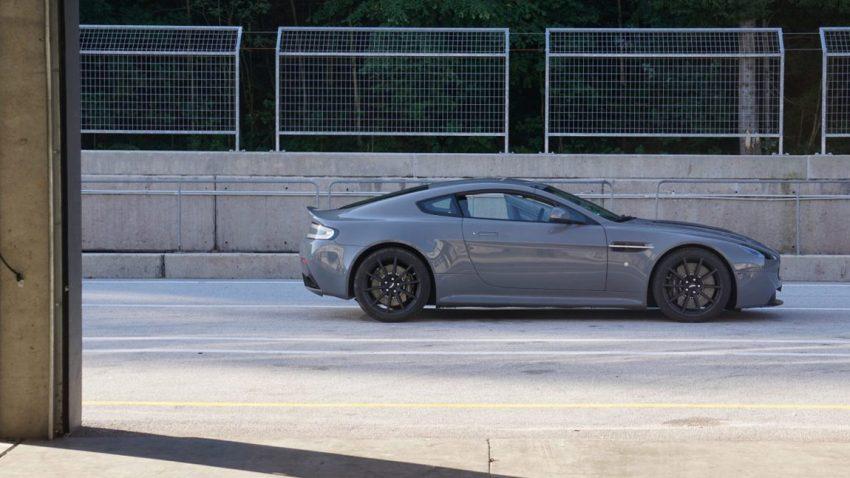 Supertest 2016: Aston Martin Vantage V12S