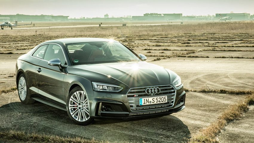 Audi S5 Coupé 3.0 TFSI: Audi Coupé statt Delahaye