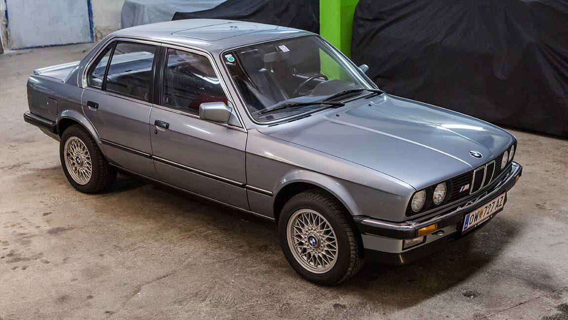 Kaufberatung BMW E30: Schnelle Jahre