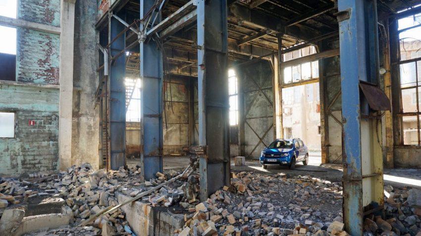 Dacia 2017: Plastik, praktisch, überall