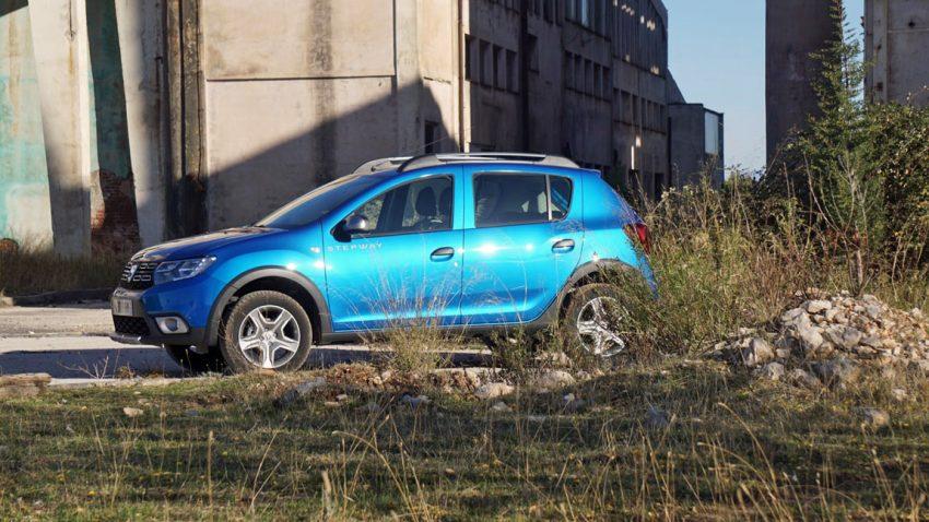 Dacia Sandero (Modelljahr 2017)
