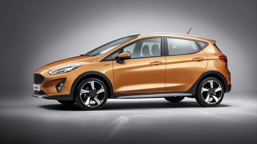 Ford Fiesta: Sehr aufwärts
