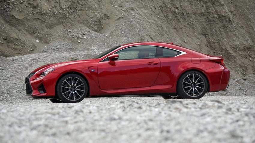 Supertest 2016: Lexus RC F