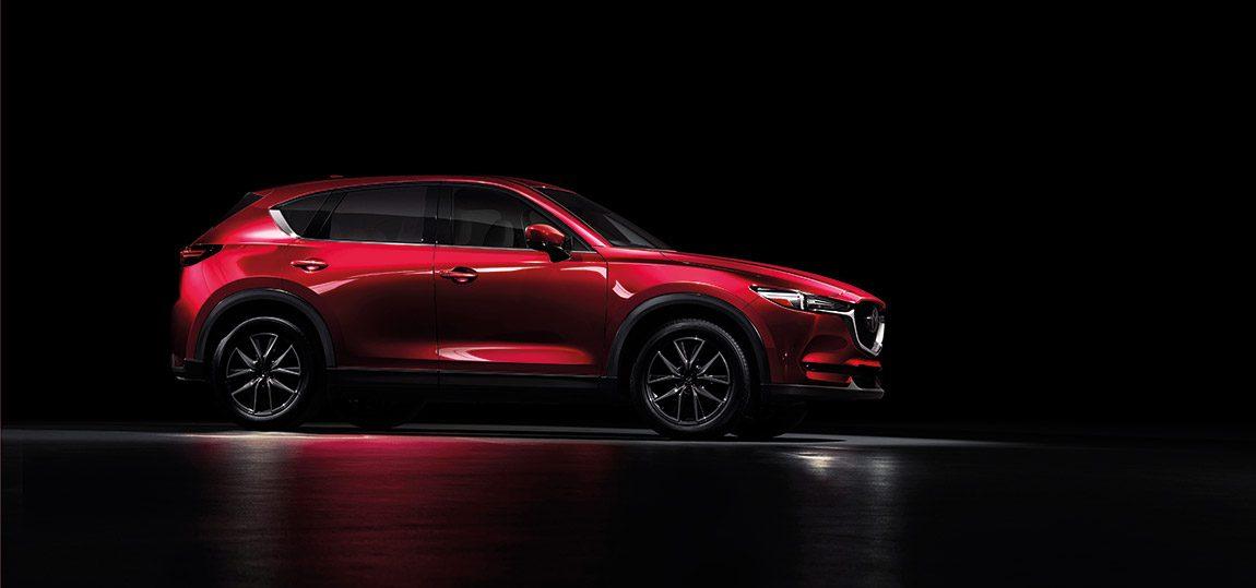 Mazda CX-5: Seele in Bewegung