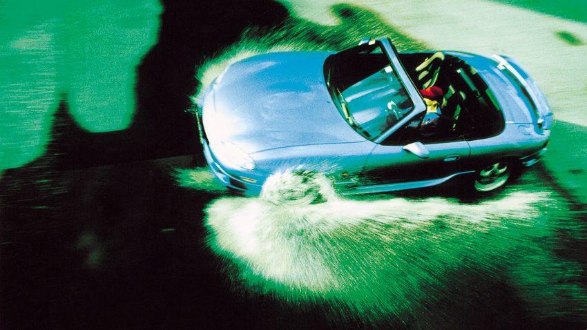 Mazda MX-5 1,8i 16V Sport: Das Model und der Schnüffler