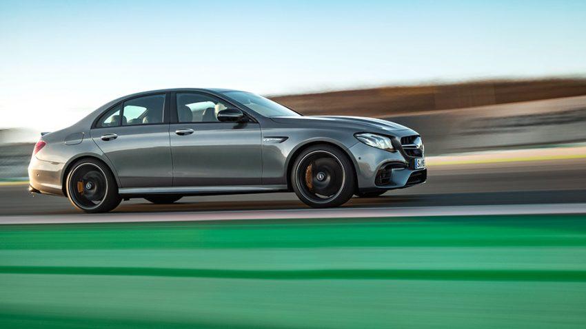 Mercedes-AMG E 63 und E 63 S: Toys r us