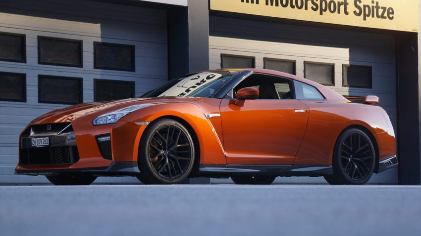Supertest 2016: Nissan GT-R