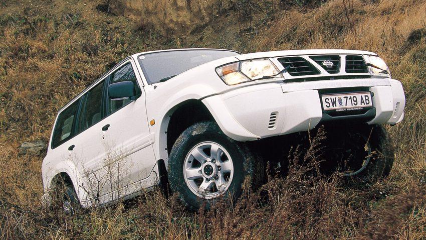 Nissan Patrol GR DI-TD Luxury: Schwer muss er sein