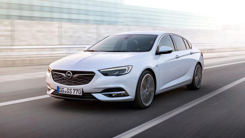 Opel Insignia: Der Oberopel