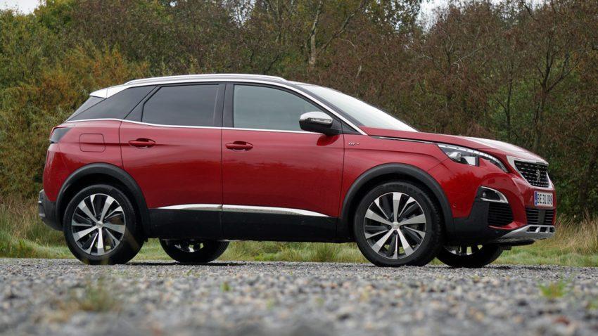 Peugeot 3008 und die große Überraschung