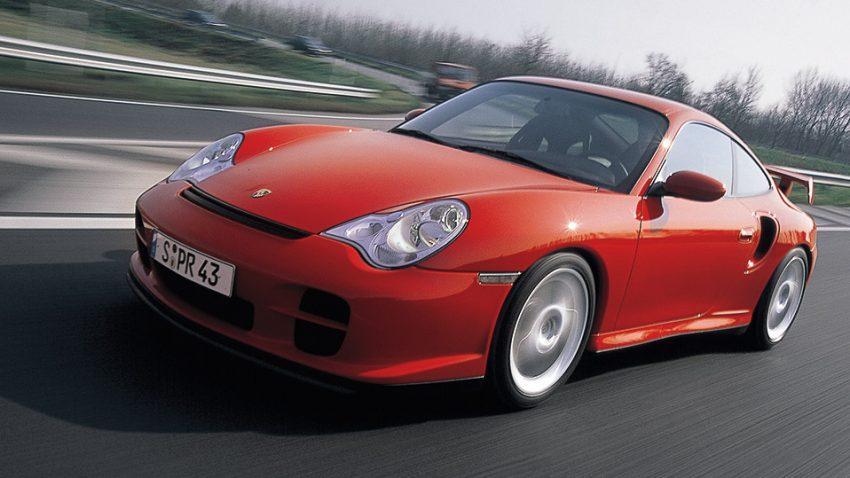 Porsche GT2: Der Freibläser