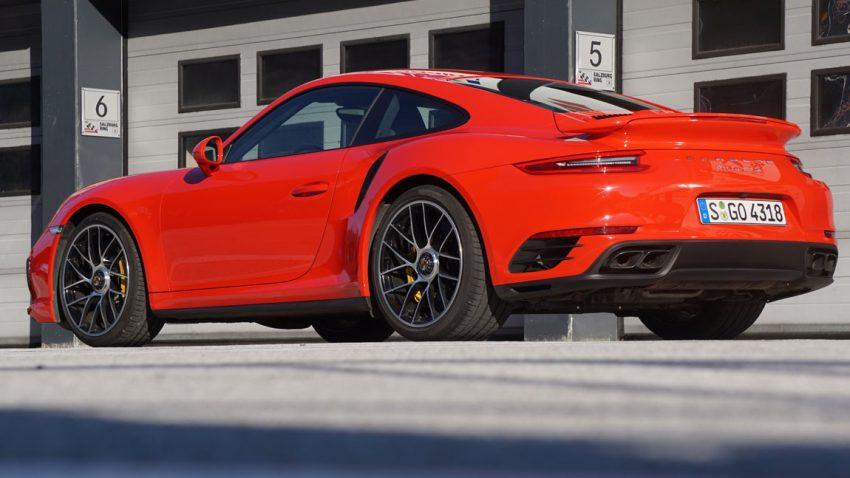 Supertest 2016: Porsche 911 Turbo S