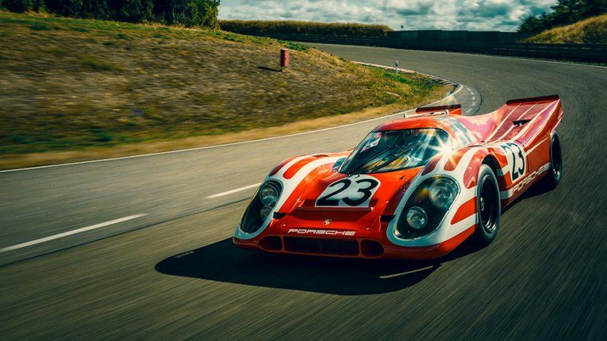 Porsche 917: Mir warn's