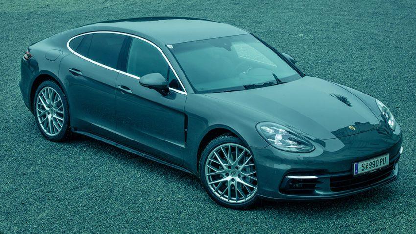 Porsche Panamera 4S Diesel: Dampfhans Straßenmeister