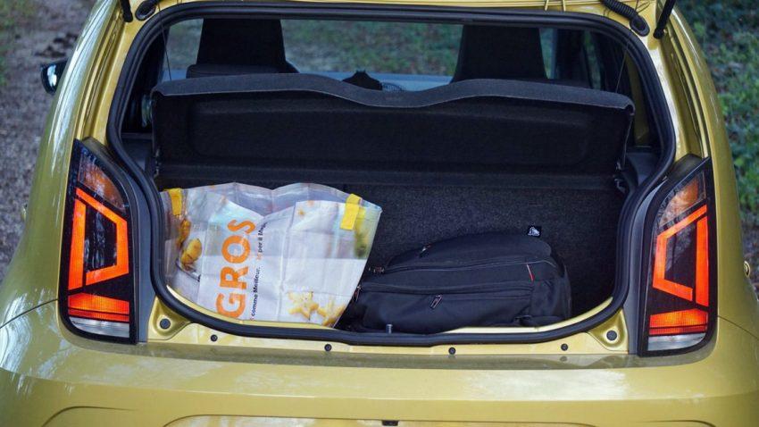 VW up!: Mopf, Quer und 300 Watt