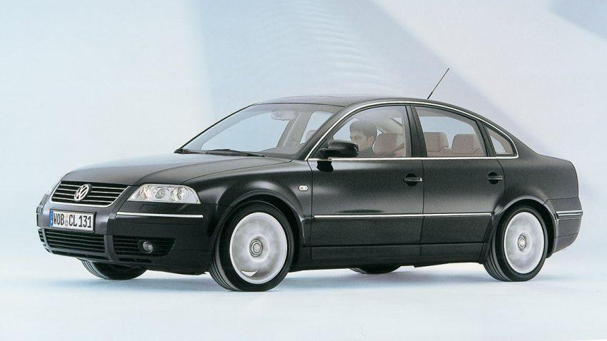 VW Passat W8: Die Pracht der Acht