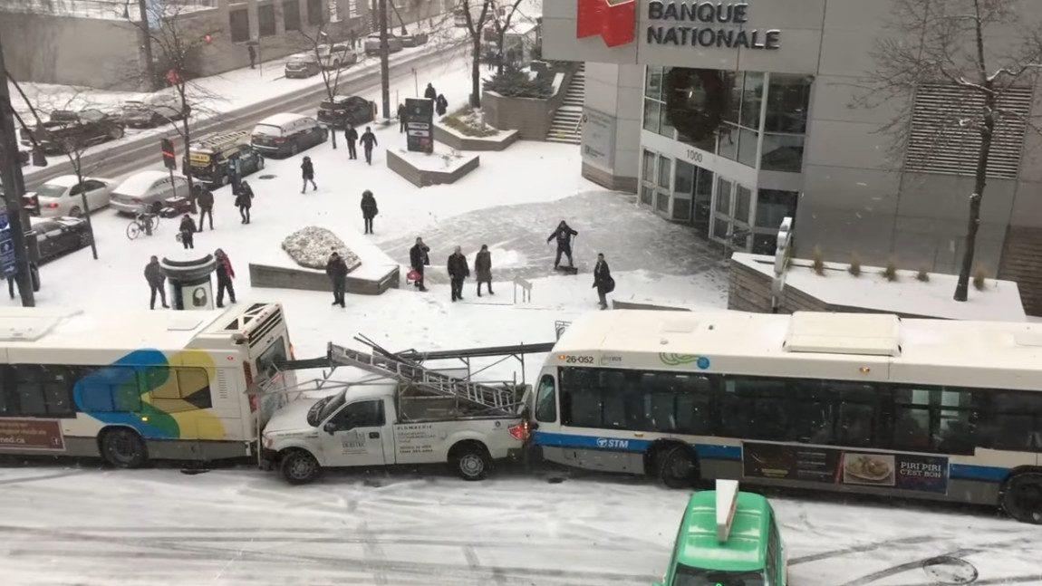 Autofahren im Winter: So geht's NICHT