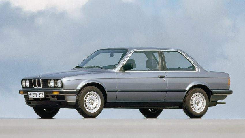 BMW E30: Überflieger