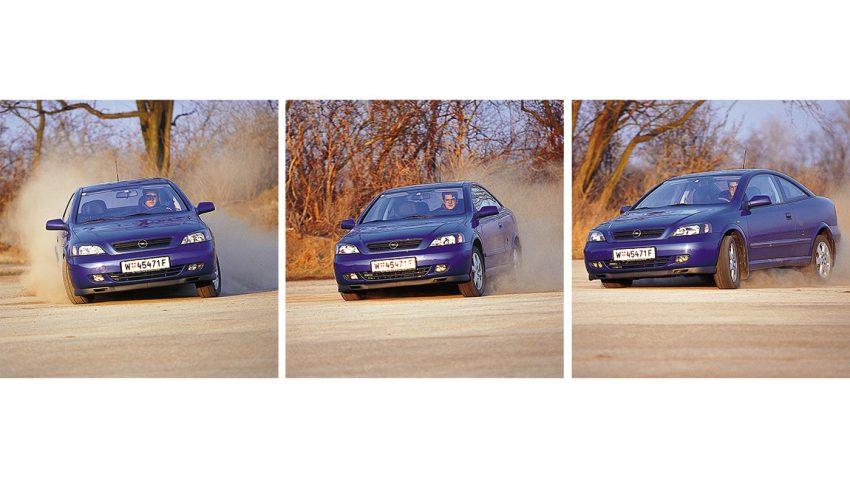 Opel Coupé Turbo: Zu viel Astra